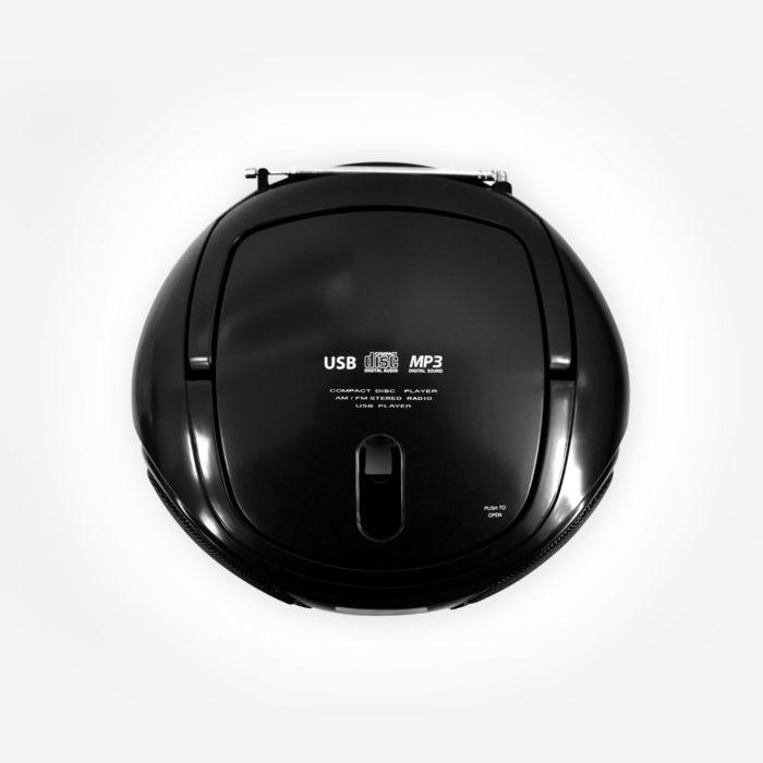 CRU20 Black