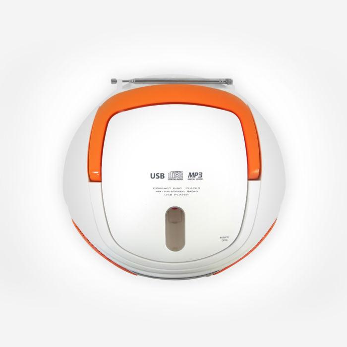 CRU20 Orange