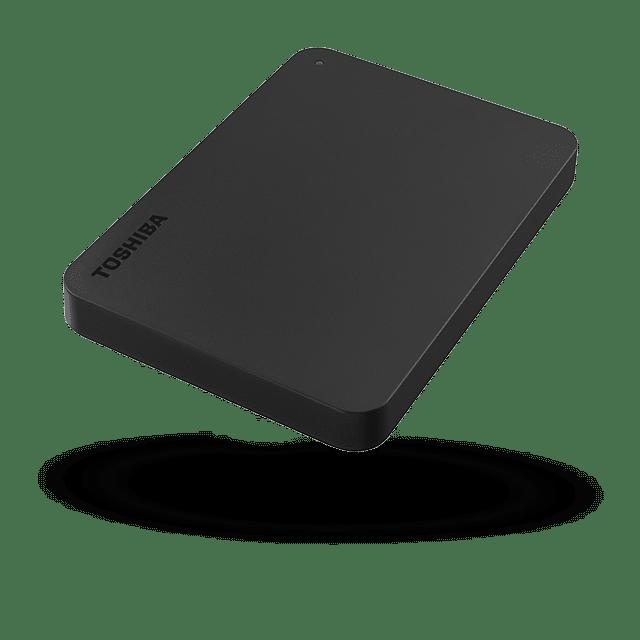 Toshiba Canvio Basics External Hard Disk Drive