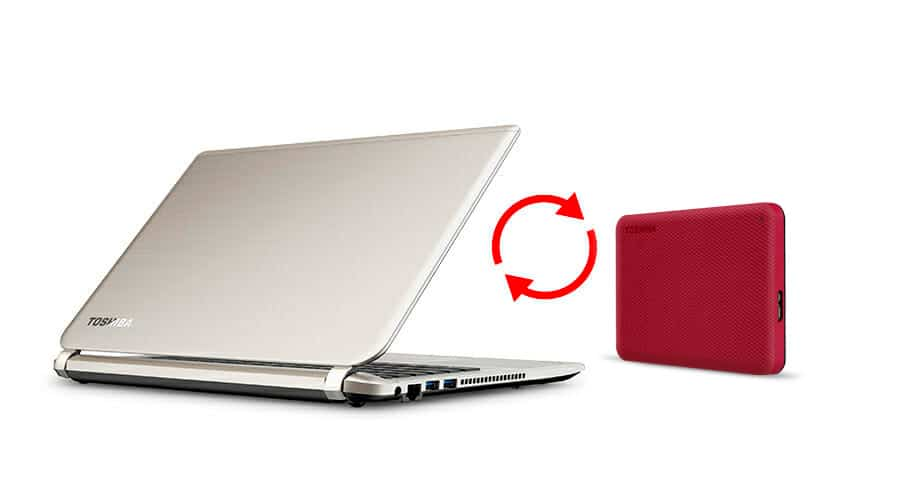 Toshiba Canvio Advance Hard Disk Drive
