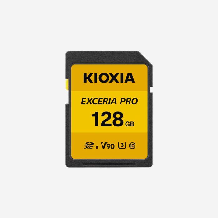 128GB Kioxia Exceria Pro