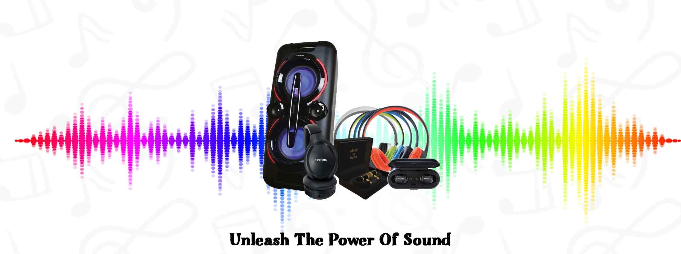 Toshiba Audio