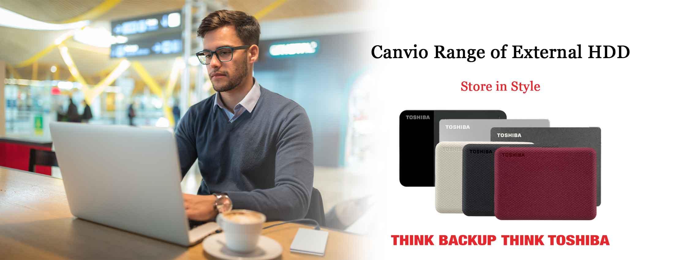 Canvio Range HDD