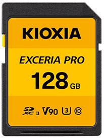 KIOXIA Exceria Pro 128GB
