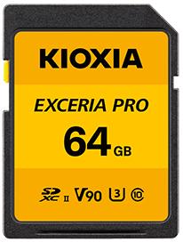 KIOXIA Exceria Pro 64GB