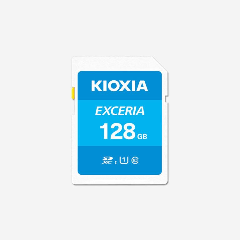 Exceria SD Card