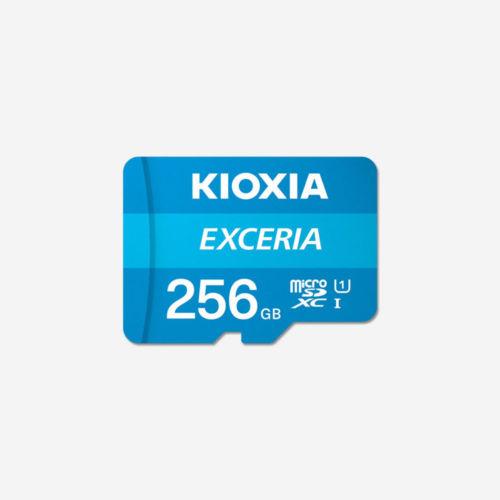 kioxia exceria plus 256gb