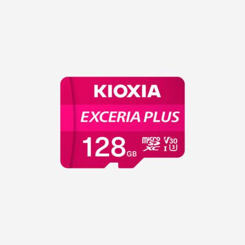 kioxia exceria plus 128gb