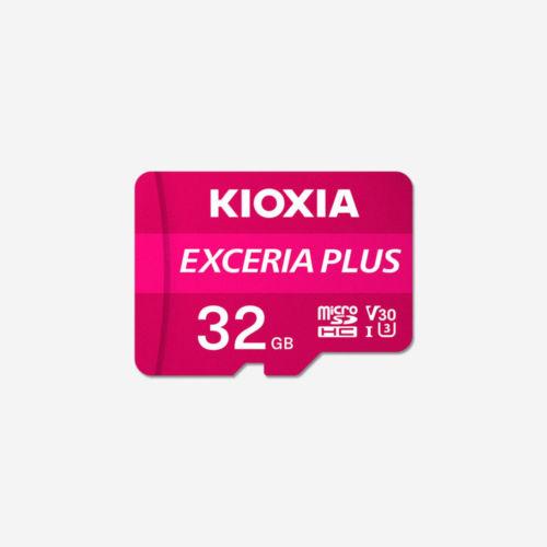 kioxia exceria plus 32gb
