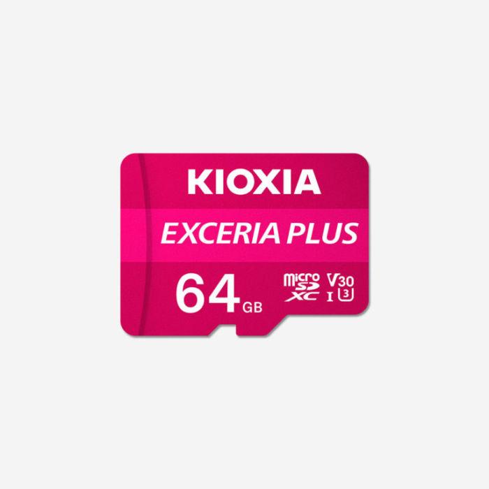 kioxia exceria plus 64gb